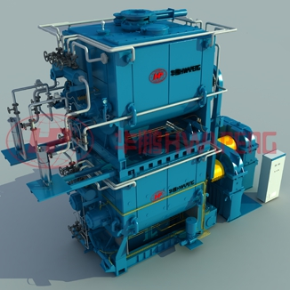 Производительность сдвоенного подогревателя-смесителя серии HP-DHK