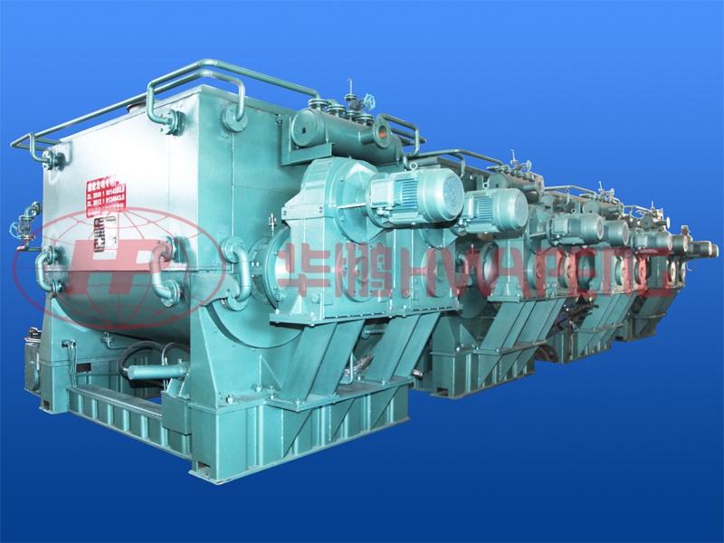 Высокоэффективный подогреватель сухой массы серии HP-DMH