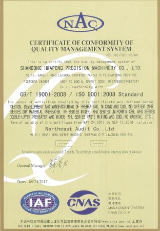 Сертификация соответствия системы качества менеджмента