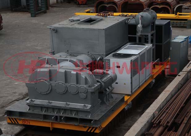 Мобильная Термостатическая система охлаждения пасты HWAPENG на 7000 литров