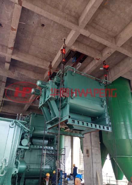 Применение 5000 литровых двухслойных месильных машин предварительного нагрева в производсте углеродного электрода