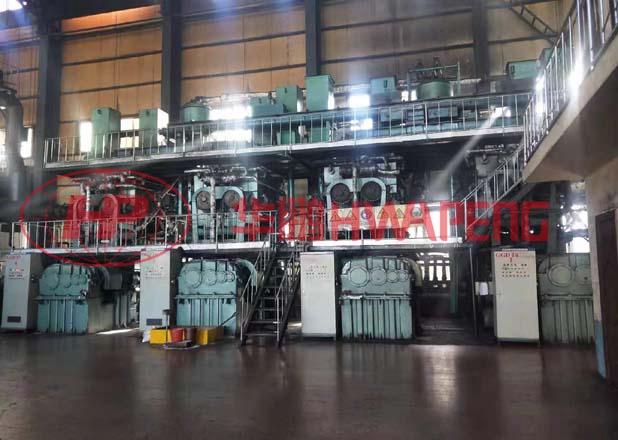 Применение 3000 литровых двухслойных месильных машин предварительного нагрева марки HWAPENG для производства графитового електрода