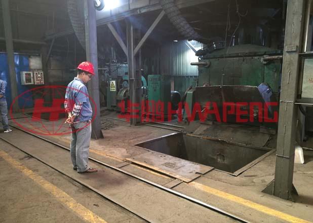 Применение гидравлической смесительной машины с поворотным цилиндром в производстве специального графита