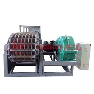 Машина для брикетирования электродной пасты серии HP-EPB